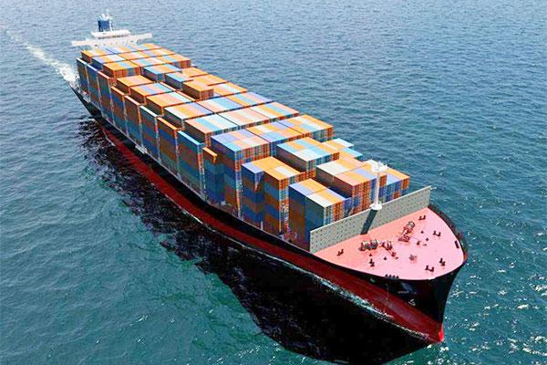 真皮包包集装箱运输在海上容易长霉